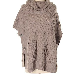 Angel of the North Pullover/Poncho Sweater